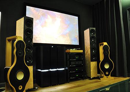 Longtone Wohnraum Studio HiFi Probehören