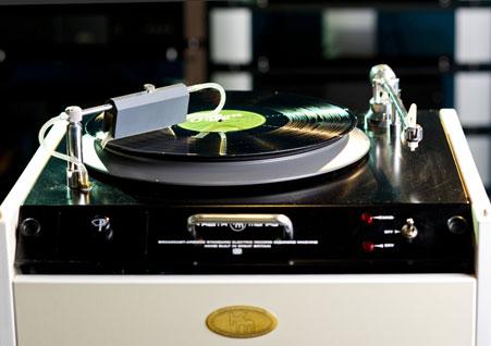 Schallplatten professionell reinigen bei Longtone HiFi