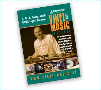 Vinyl & Music Festival Folder Download