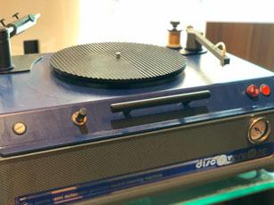 BBC tudio Schallplatten Reinigungsmaschine
