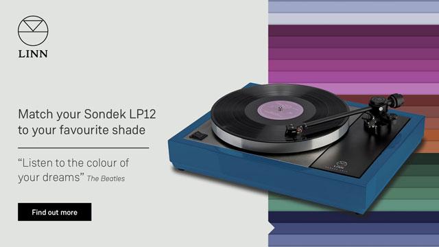 Linn LP-12 Farben