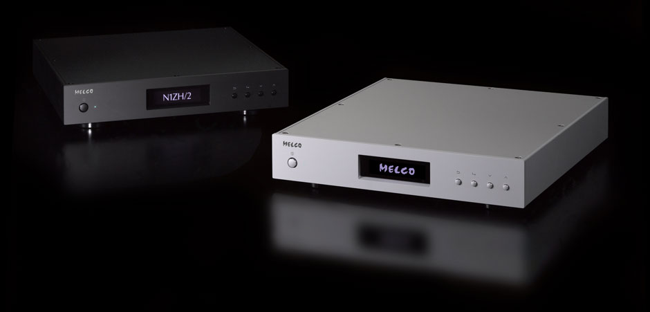Netzwerk Audio mit Melco N1