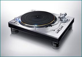 Technics SL-1200G Plattenspieler