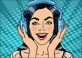 Audio Streaming Spotify Tidal