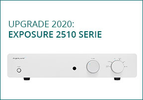 Exposure 2510 Verstärker Upgrade 2020