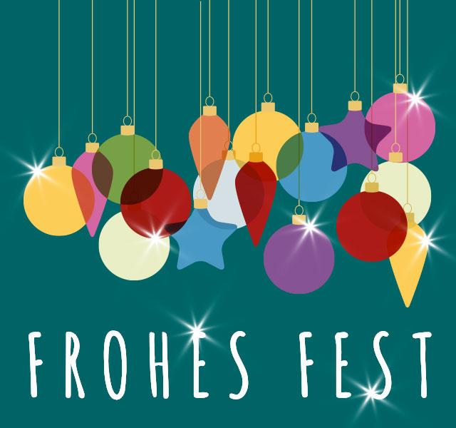 Frohes Fest wünscht Longtone HiFi