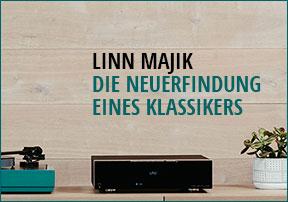 Linn network music player