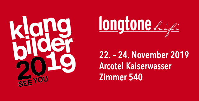 Klangbilder 2019 HiFi Messe