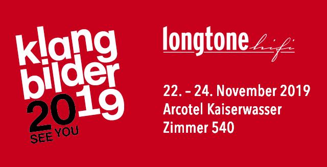 Longtone Hifi auf der Klangbilder 2019 Wien