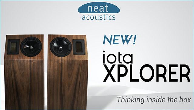 Neat Acoustics IOTA XPLORER