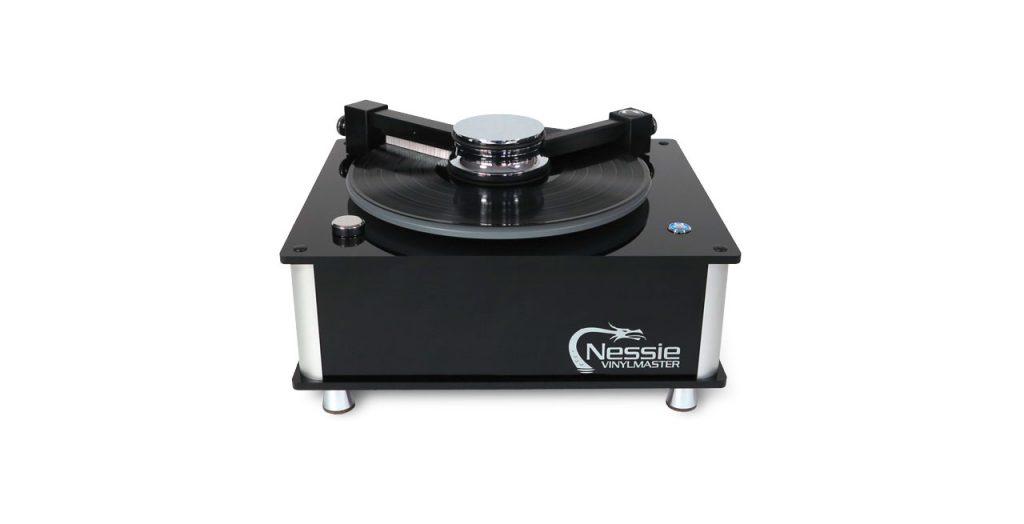 Nessie Vinylmaster Schallplattenreinigungsmaschine