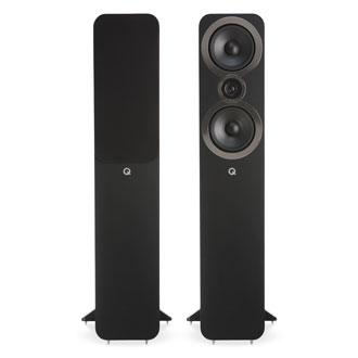 Die Q Acoustics Standlautsprecher 3050i