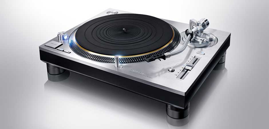 Technics Plattenspieler SL 1200 G